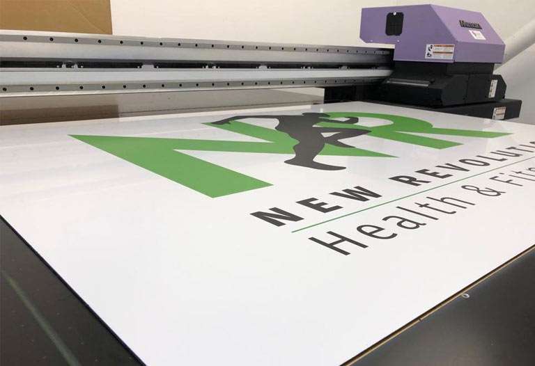 Signage design and printing in Norwich